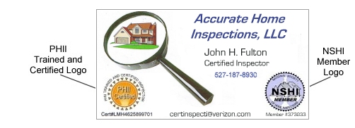 How to market a home inspection business sample home inspector business card colourmoves